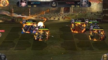 Trải nghiệm Tam Quốc Truyền Kỳ Mobile – Kế thừa và phát triển hoàn hảo tượng đài game chiến thuật