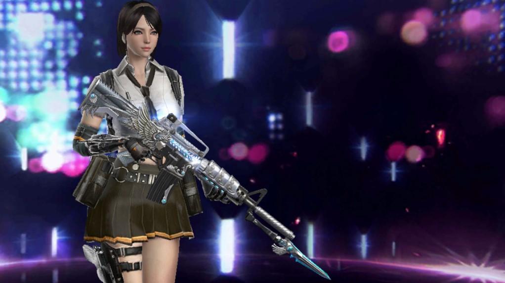 Crossfire Legends – Tổng hợp sức mạnh của tất cả phiên bản M4A1-VIP