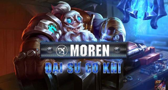 Big Update Liên Quân Mobile: Moren, Kahlli, Skud được điều chỉnh về sức mạnh