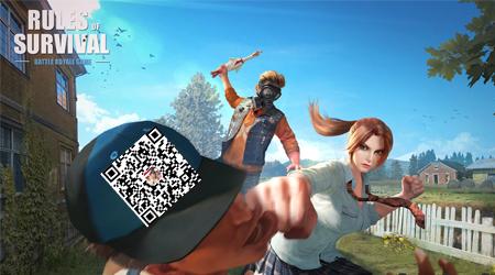 Ơn giời cuối cùng Rules of Survival cũng chịu bỏ scan QR!!!