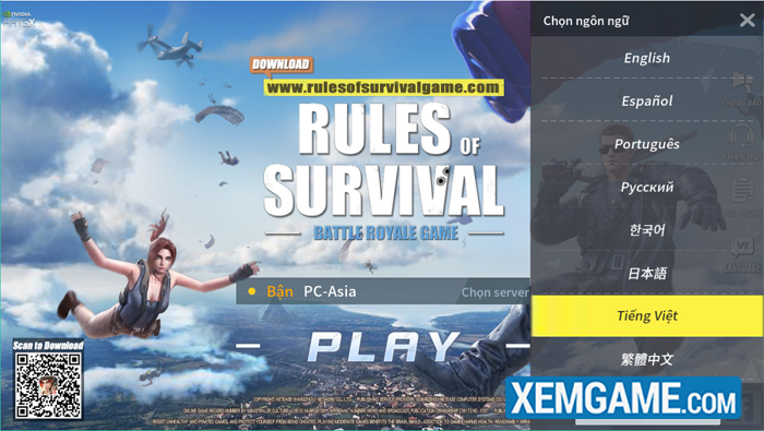 rules of survival