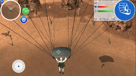 """Desert Battleground – PUBG phiên bản """"low cost cosplay"""" dành cho di động"""