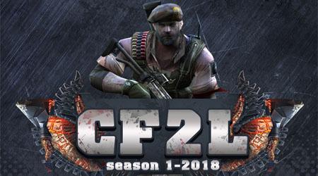 Infographic : Toàn cảnh giải đấu Crossfire Legends League (CF2L) mùa 1 – 2018