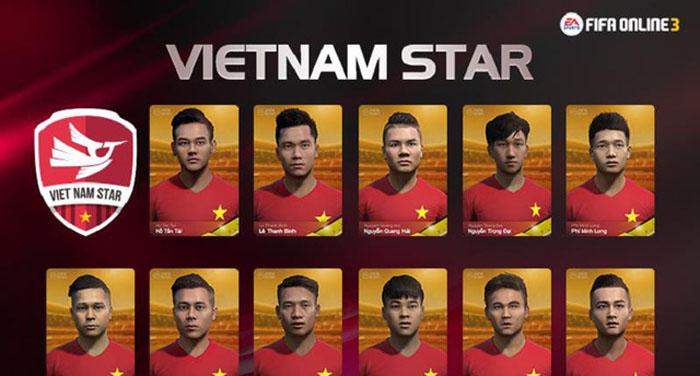FIFA Online 3 : Thị trường thẻ VN Star bùng nổ sau chiến thắng của U23 Việt Nam