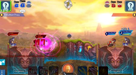 Trải nghiệm Gunbound M ngày chính thức ra mắt phiên bản Alpha Test
