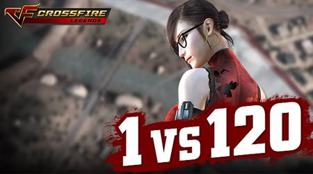 Crossfire Legends : Chế độ Battle Royale đang đến rất gần rồi