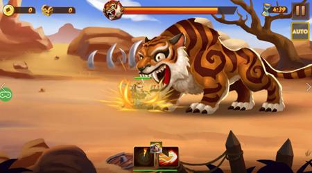 Anh hùng Võ Tòng đả hổ được khắc họa oai phong trong game Hảo Hán Ca Mobile