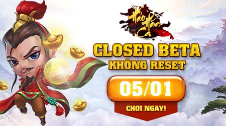 Vì không lên kịp Appstore nên game Việt Hảo Hán Ca Mobile đành đời ngày ra mắt