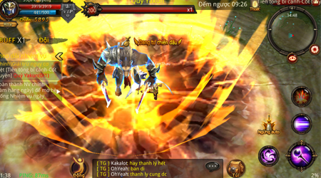 Trải nghiệm MU Fate: Cảm xúc thăng hoa qua mỗi tính năng, hoạt động trong game
