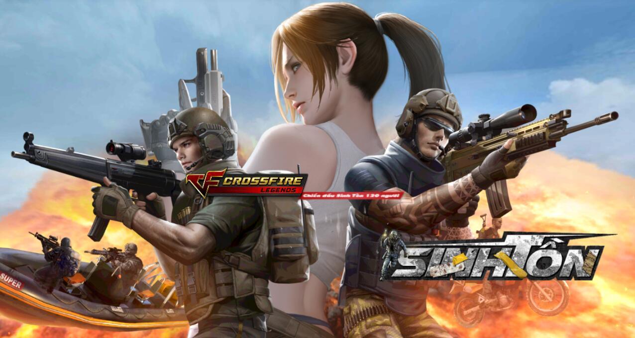 Crossfire Legends : Chi tiết chế độ chơi sinh tồn sắp xuất hiện, hấp dẫn không kém gì PUBG