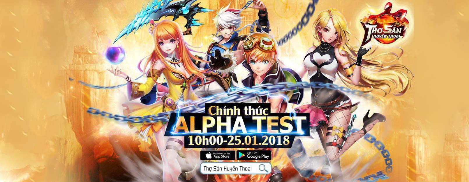 Thợ Săn Linh Hồn ấn định thời gian Alpha Test với tên gọi mới