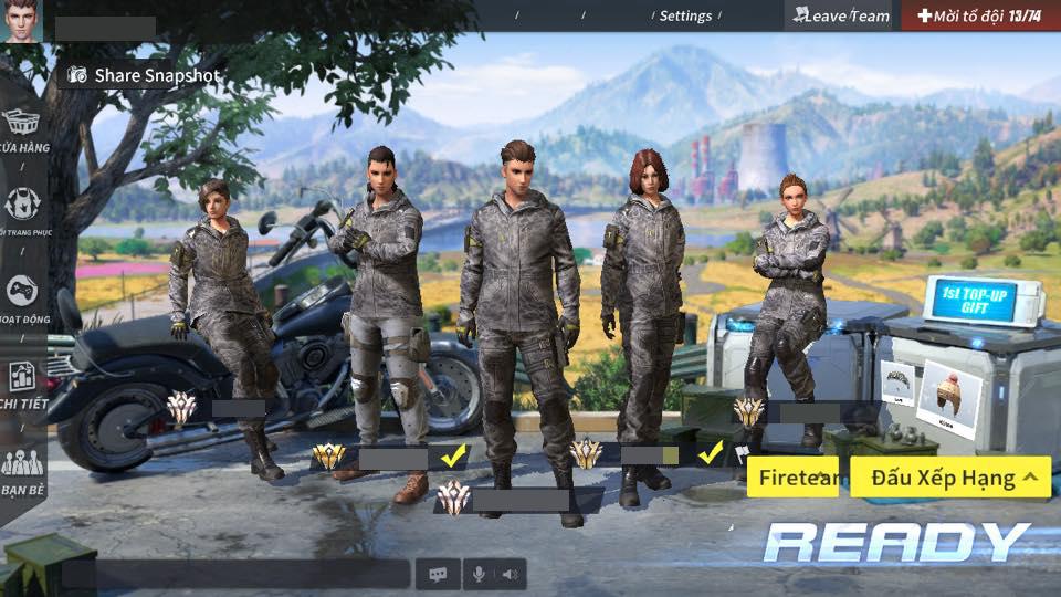Rules of Survival : Cảm nhận của game thủ ngày đầu thử qua mode 5 người