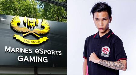 """LMHT: """"Thanh niên xăm trổ"""" Sena đã có mặt tại Gaming House của Gigabyte Marines"""
