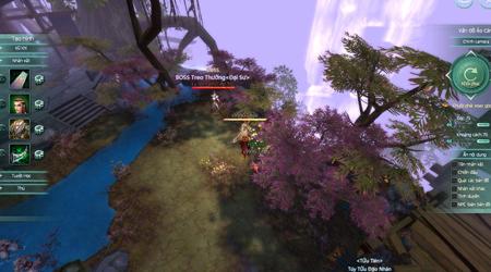 Game kiếm hiệp chính tông Binh Khí Phổ ấn định thời gian Open Beta