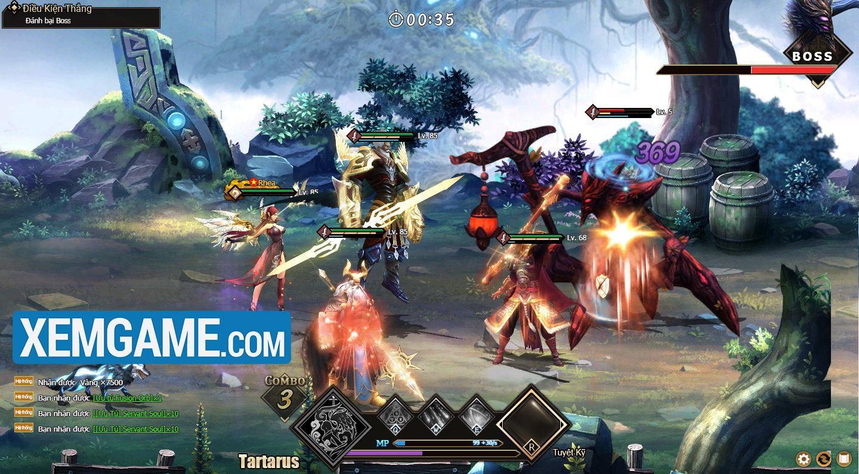 Thần Thoại PK | XEMGAME.COM
