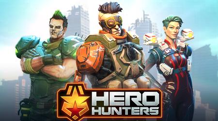 Hero Hunters – game bắn súng góc nhìn thứ ba mới lạ đã mở cửa miễn phí