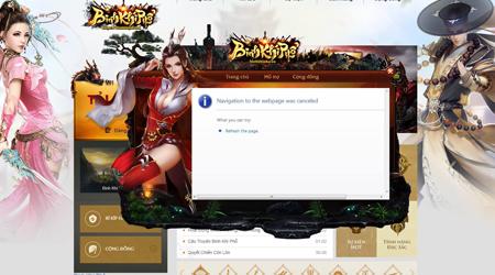 Cộng đồng game thủ thất vọng về Binh Khí Phổ trong ngày đầu ra mắt