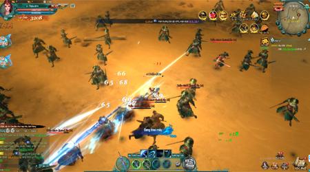 Trải nghiệm Binh Khí Phổ: Cuối cùng thì game thủ Việt cũng đã có game chuẩn kiếm hiệp trên PC
