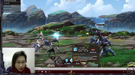 Cùng Mai Anh cày cuốc webgame Thần Thoại PK – Tựa game đang thu hút đông đảo người chơi