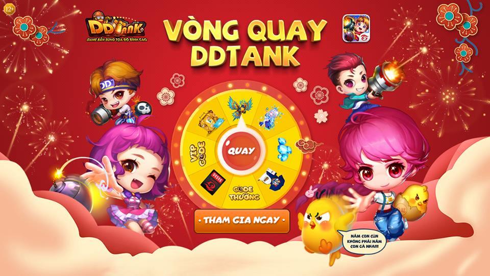 Garena DDTank ra mắt phiên bản mới chào mừng Tết Nguyên Đán