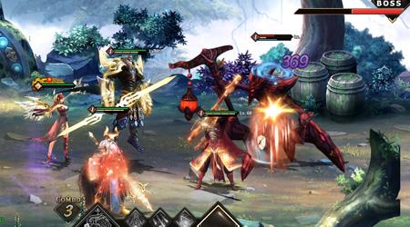 Webgame Thần Thoại PK mang đến hệ thống phát triển Thần cực kỳ chuyên sâu