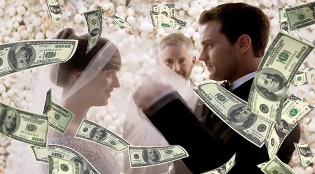 Fifty Shades Freed sẽ là một trong những thương hiệu R-rated đạt doanh thu cao nhất