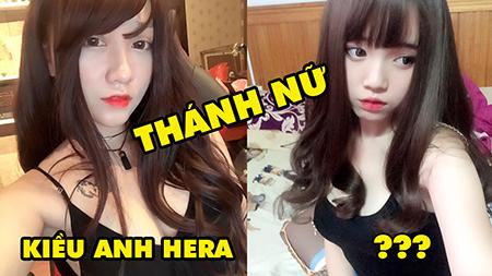 TOP 6 THÁNH NỮ streamer vạn người mê của làng game Việt (Kiều Anh Hera, Misthy,…)
