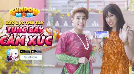 Học hỏi cách Huỳnh Lập 'kéo lực thả tay' của GunPow trong clip Chơi Loto Tết 2018