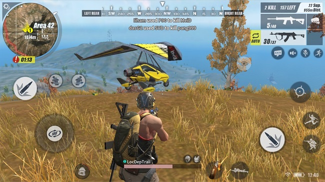 Rules of Survival Mobile: Hướng dẫn chơi map 8×8 (phần 1)
