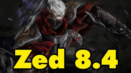 Liên Minh Huyền Thoại: Top 5 cái tên được BUFF nhiều nhất trong phiên bản 8.4 – Tại sao lại là Zed?