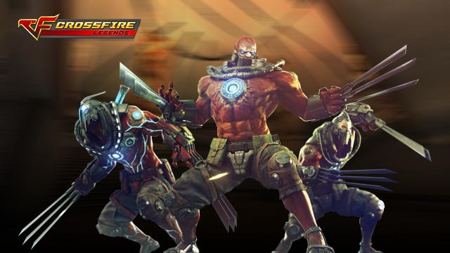 Điểm mặt tất cả các loại zombie đã xuất hiện Crossfire Legends