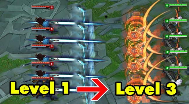 LMHT: Chế độ Một Cho Tất Cả (One For All) chính thức trở lại với tốc độ cực nhanh – Mới vào được level 3 luôn!