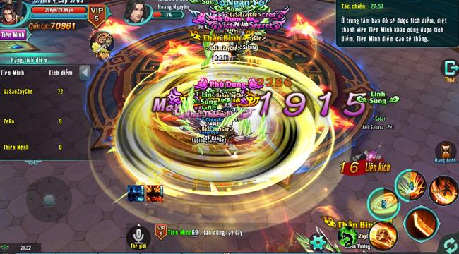 Game thủ Việt thích thú cày kéo Tây Du Phong Thần Ký vì cảm giác chơi quá giống PC
