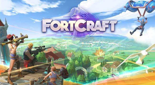 FortCraft – game bản sao của Fornite đang tiến hành thử nghiệm