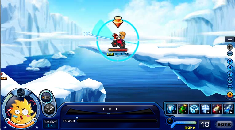 Gunbound Mini – Flash game chơi giải trí hoàn toàn miễn phí trên máy tính
