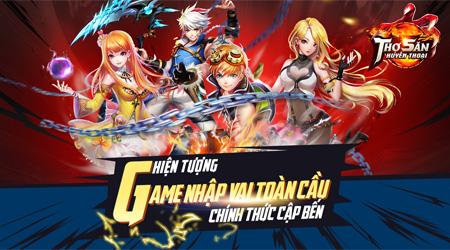 Xemgame tặng 300 giftcode game Thợ Săn Huyền Thoại nhân dịp ra mắt
