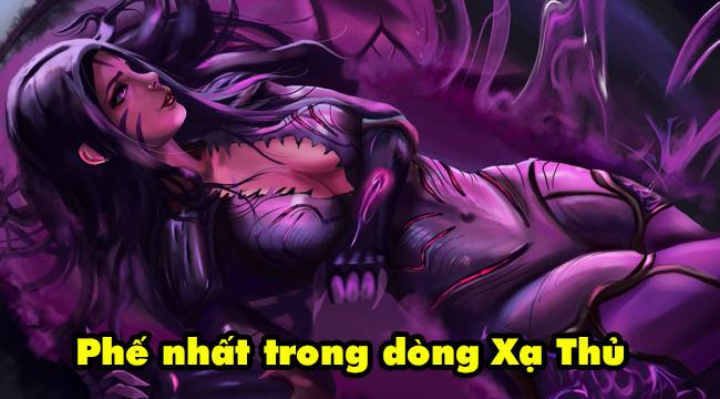 Liên Minh Huyền Thoại: Kai'Sa gây thất vọng khi là vị tướng đội sổ 17/17 so với các Xạ Thủ khác