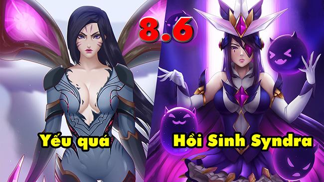Update LMHT: 5 điều game thủ muốn Riot Games thay đổi trong phiên bản 8.6