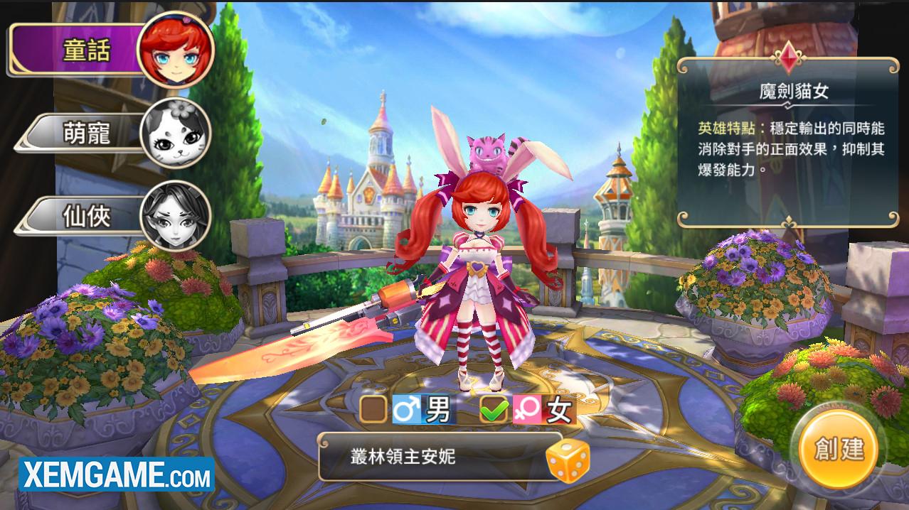 Vua Triệu Hồi Mobile   XEMGAME.COM