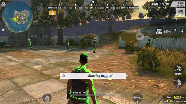 """Rules of Survival : Gần 150 nghìn người chơi đã """"ra đảo"""", rất nhiều trong số đó đến từ Việt Nam"""