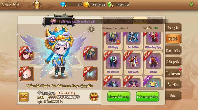 Game thủ GunPow háo hức bình chọn chủ đề thời trang mong muốn sớm góp mặt trong game