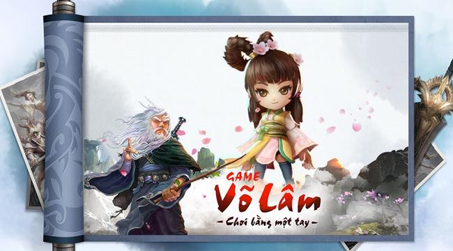 Luận Kiếm Giang Hồ ra mắt teaser, game thủ hào hứng nhận giftcode và đăng ký Bang Hội