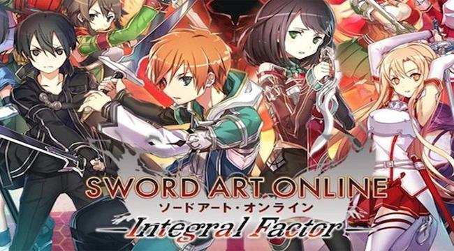 Sword Art Online: Integral Factor đã có phiên bản tiếng Anh cho fan tải về