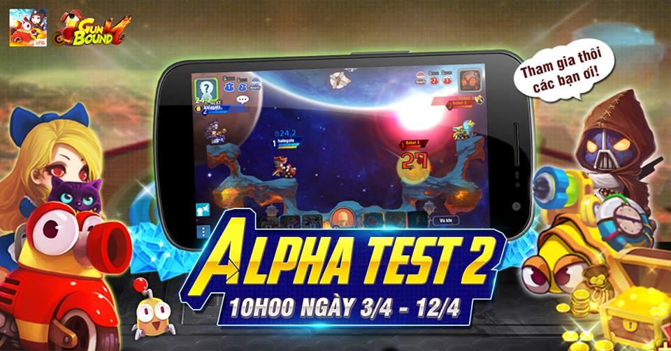 GunBound M xác nhận thời gian Alpha Test đợt 2, dân xài iOS vẫn ngậm ngùi chờ đợi