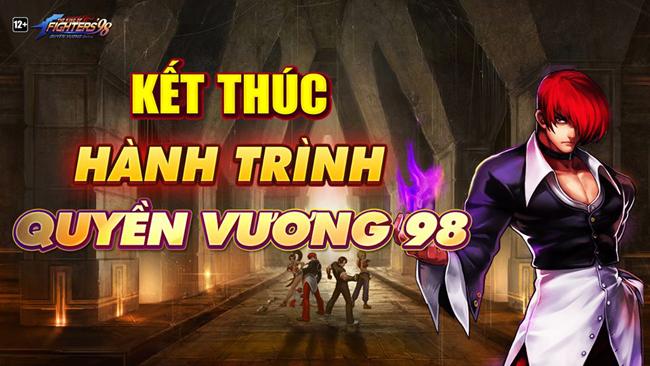 Cộng đồng game thủ náo loạn khi Garena bất ngờ tuyên bố đóng cửa Quyền Vương 98