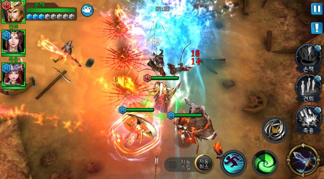 Trải nghiệm Loạn Chiến Tam Quốc: Game nhập vai chiến thuật hành động sở hữu đồ họa mãn nhãn