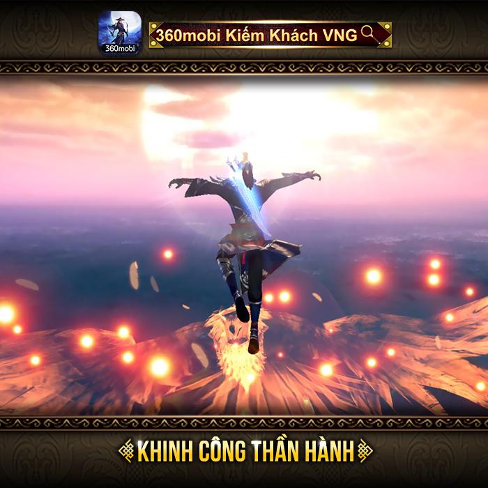 360Mobi Kiếm Khách VNG | XEMGAME.COM