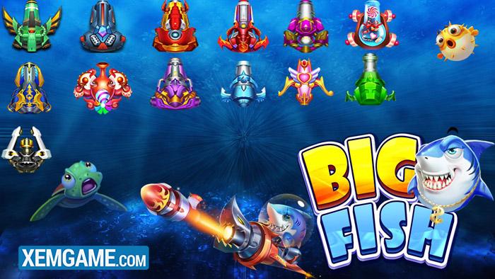 Big Fish H5 | XEMGAME.COM