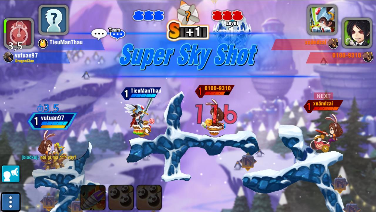 Cộng đồng game thủ Gunbound M thích điều gì ở phiên bản Alpha Test 2?