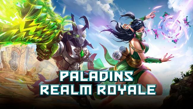 Chế độ chơi PUBG của Paladin sẽ mang tên Realm Royale